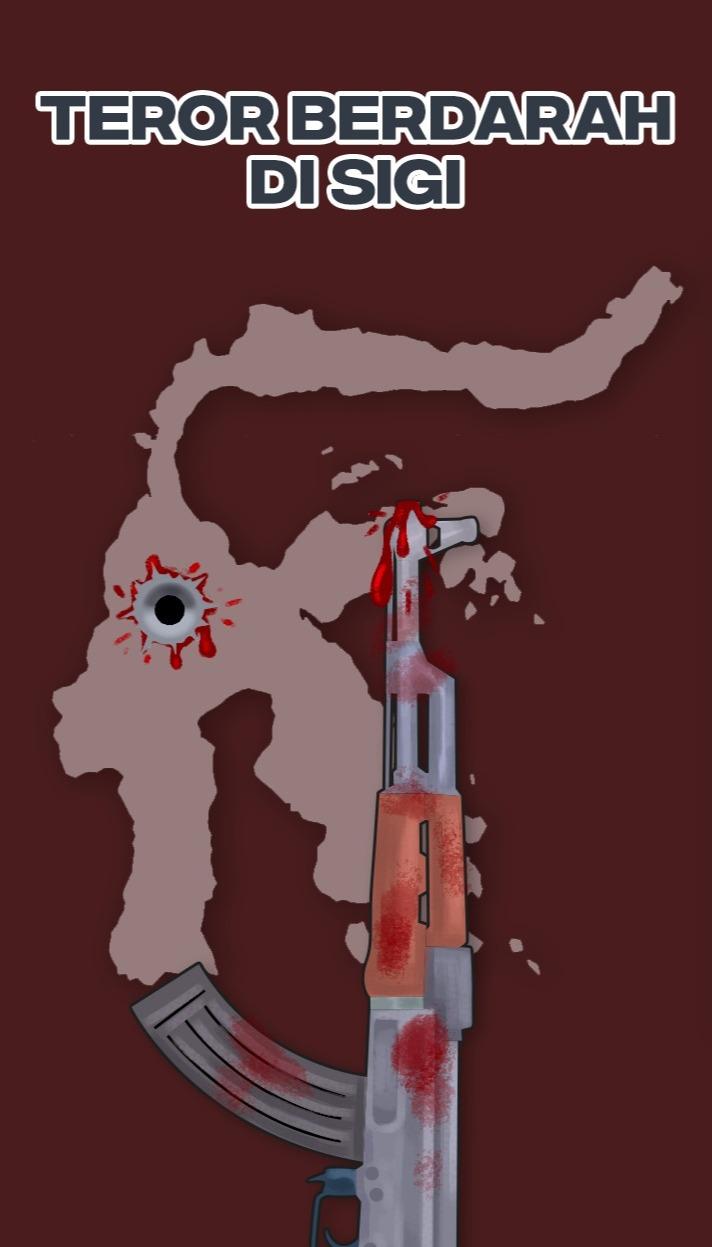 Teror Berdarah di Sigi
