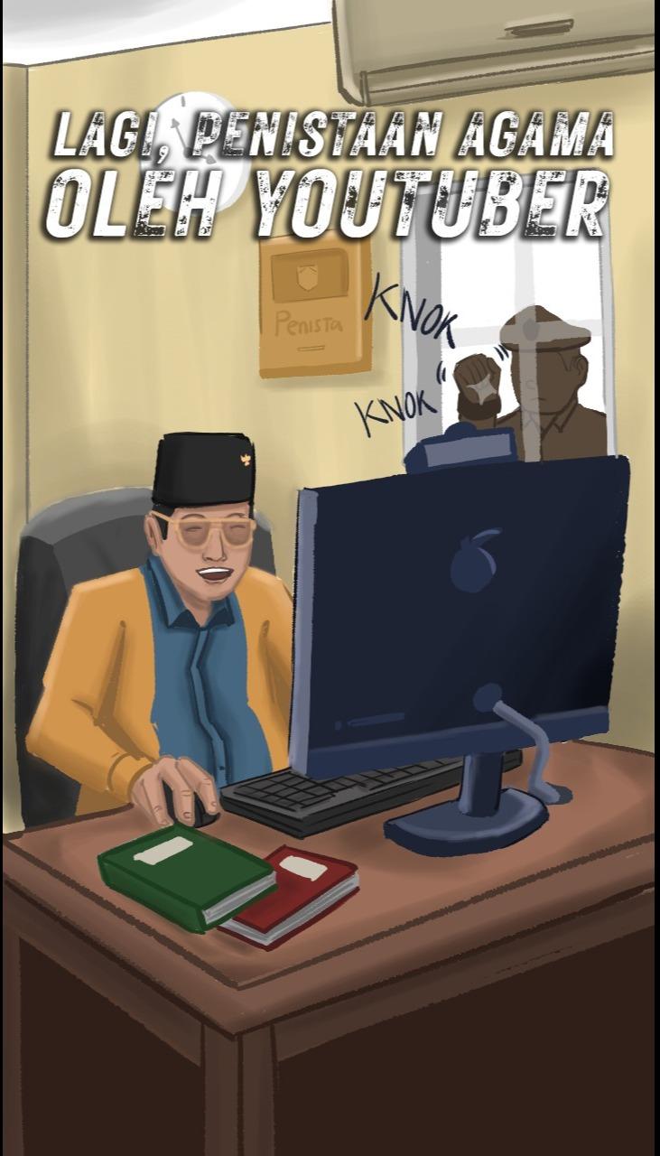 Lagi, Penistaan Agama Oleh Youtuber